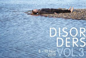 Disorders Vol. 3 Antonis Maros The Conduit, 2019