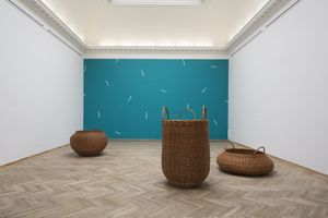 Ditte Gantriis, TRUST, 2015, Installation View Kunsthal Charlotteborg, Copenhagen, Courtesy of The Artist and Frutta, Rome