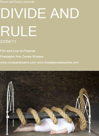 Divide & Rule Film and Live Art Festival: Image 0