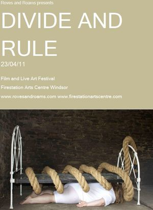 Divide & Rule Film and Live Art Festival