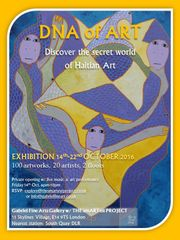 DNA of Art. Discover the secret world of Haitian art