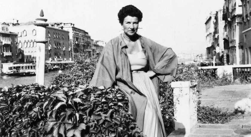 Documentary Screening: PEGGY GUGGENHEIM - ART ADDICT: Image 0