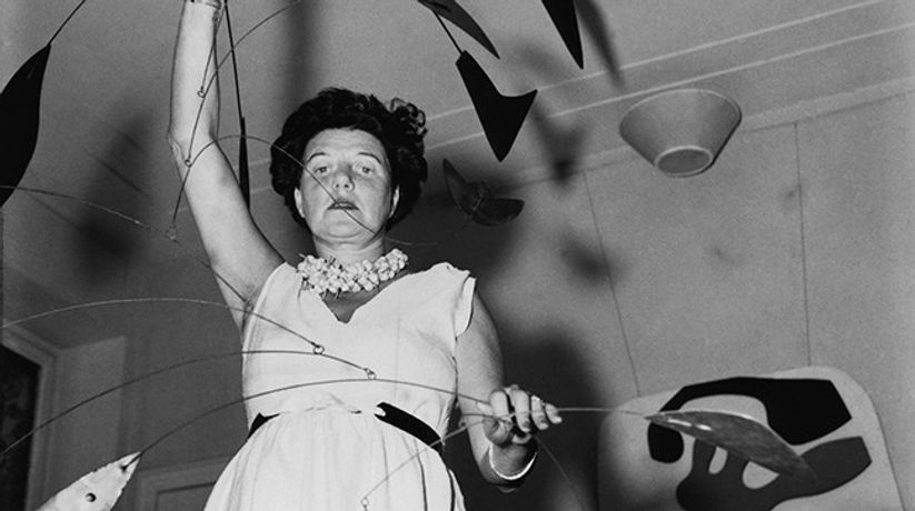 Documentary Screening: PEGGY GUGGENHEIM - ART ADDICT: Image 3