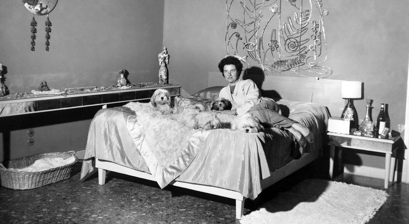 Documentary Screening: PEGGY GUGGENHEIM - ART ADDICT: Image 1