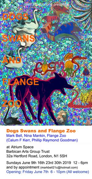 Dogs Swans and Flange Zoo