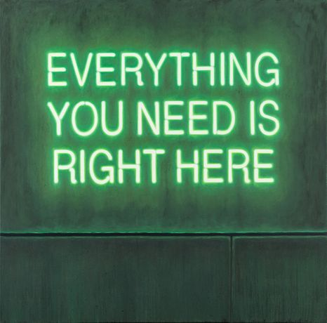 Everything You Need Is Right Here