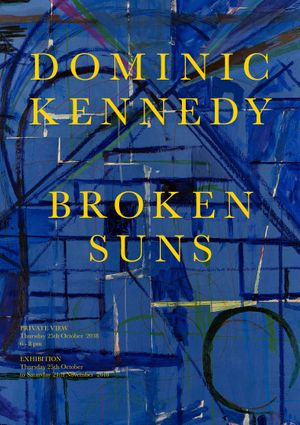 Dominic Kennedy | BROKEN SUNS