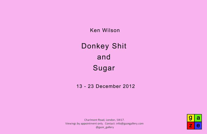 Donkey Shit and Sugar: Image 0