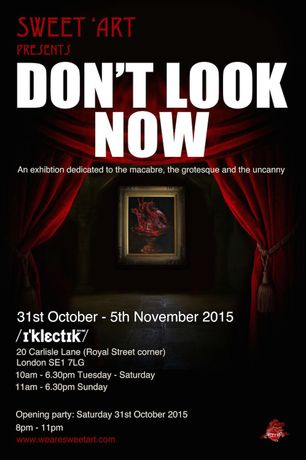 Don't Look Now Exhibition and Short Film Night: Image 0
