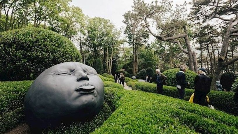 Double Jeu Exhibition At Les Jardins D Etretat In Etretat
