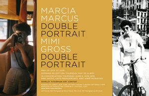 Double Portrait: Mimi Gross and Marcia Marcus