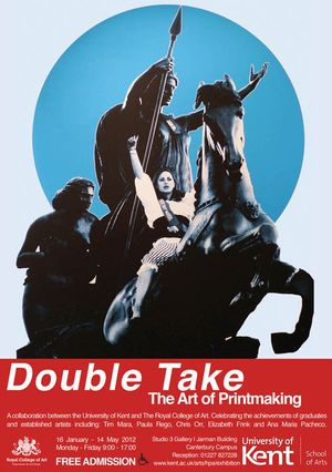 Double Take - The Art of Printmaking