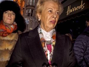 Dougie Wallace 'Harrodsburg' Book Launch
