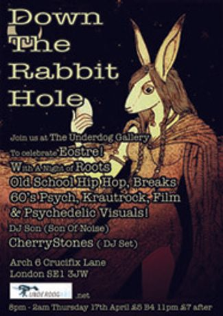 Down The Rabbit Hole: Image 0