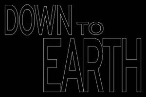 Down to Earth. Climate, art and discourse unplugged