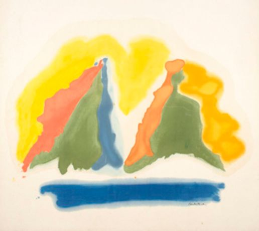 Dr Alison Rowley on Frankenthaler - Something new in terms of nature: Image 0
