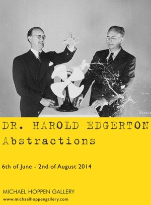 Dr. Harold Edgerton: Abstractions