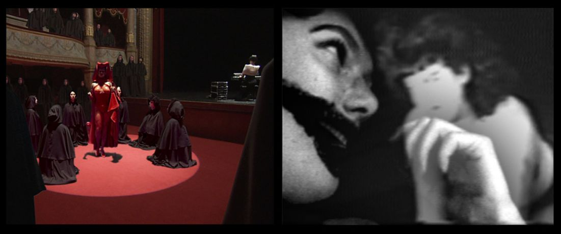 DRAG AND CINEMA, CINEMA IN DRAG — BRICE DELLSPERGER: Image 0