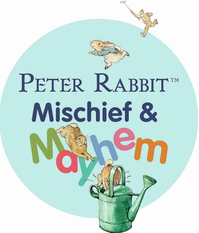 Peter Rabbit Mischief and Mayhem