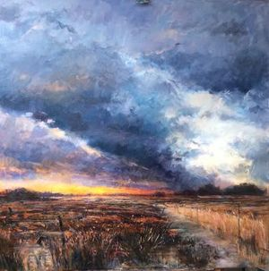 Dramatic Suffolk, the Paintings of Roy Rodgers