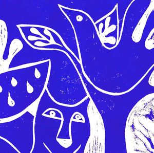 Draw, carve, print: Linocut Workshop