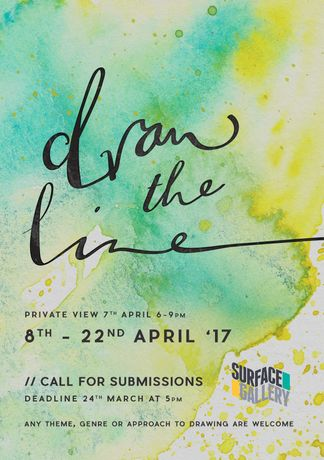 Draw the Line: Contemporary Drawing Exhibition: Image 0