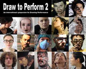 Draw to Perform2 - International symposium for Drawing Performance