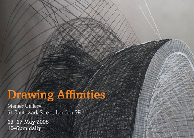 DRAWING AFFINITIES - group show: Image 0