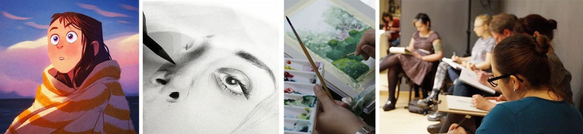 Drawing & Painting Course: Image 0