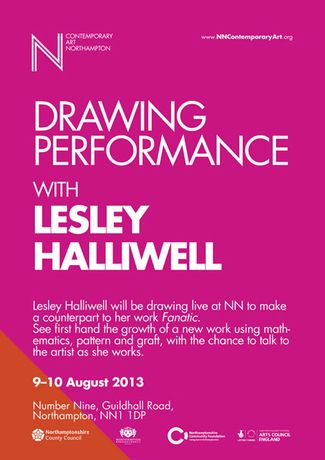 Drawing Performance by Lesley Halliwell: Image 0