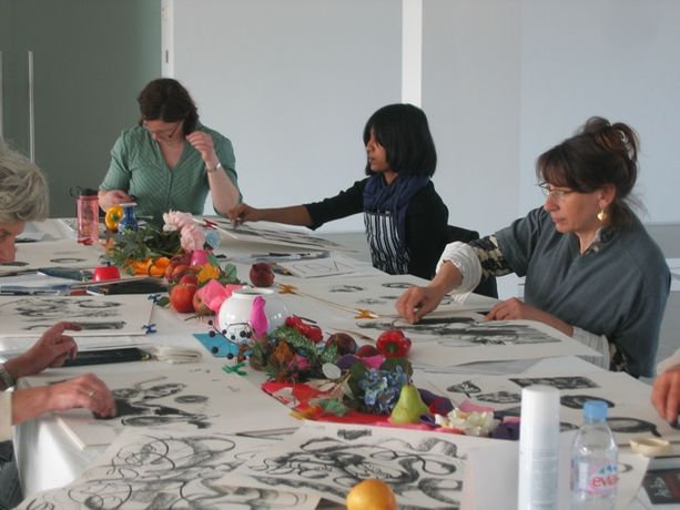 Drawing Workshop with Lee Campbell: Image 0