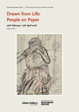 Drawn from Life: People on Paper