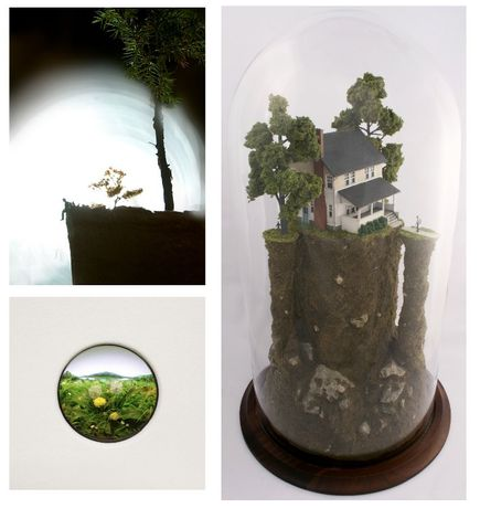 Dream No Small Dreams: The Miniature Worlds of Adrien Broom, Thomas Doyle & Patrick Jacobs: Image 0