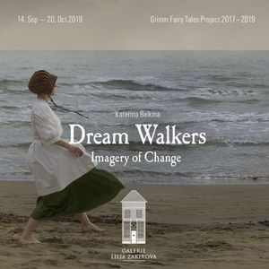 Dream Walkers. Imagery of Change