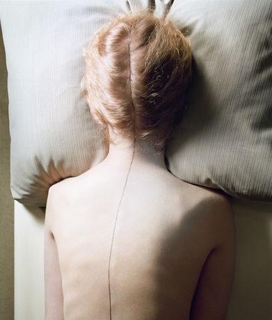 Jo Ann Callis, Untitled, from Early Color Portfolio Circa 1976 © Jo Ann Callis, Courtesy of the artist and ROSEGALLERY