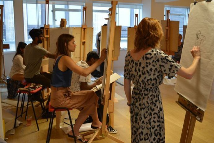 Drink and Draw: Life Drawing (drop in): Image 0
