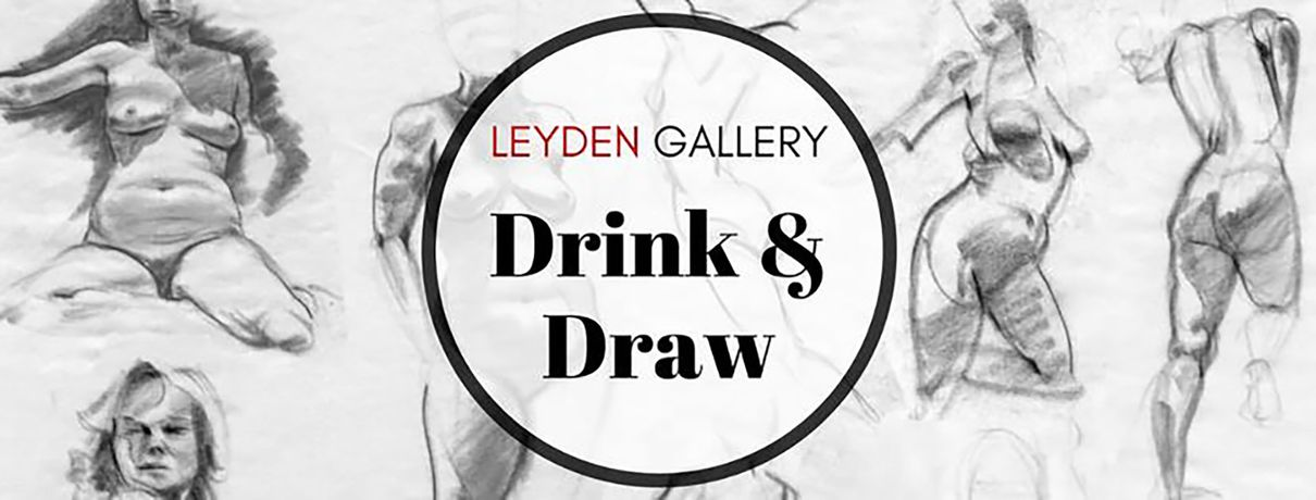 Drink & Draw: Life drawing with wine!: Image 0