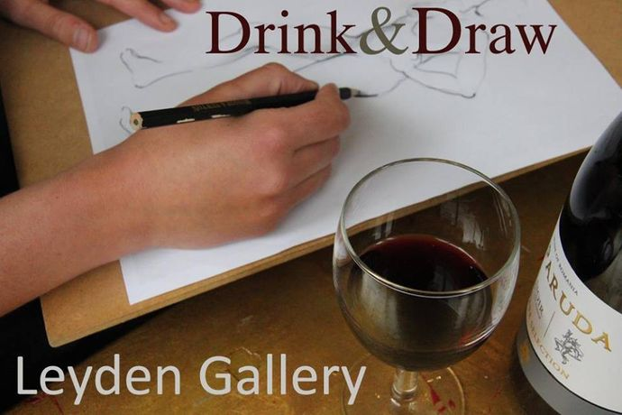 Drink&Draw 21st July!