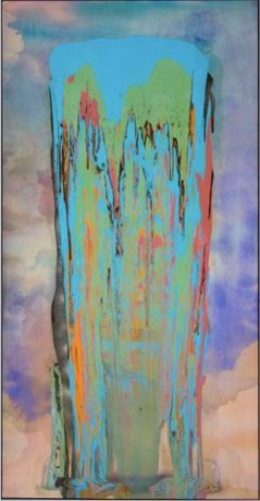 Drop, Roll, Slide, Drip ? Frank Bowling?s Poured Paintings 1973-1978: Image 0