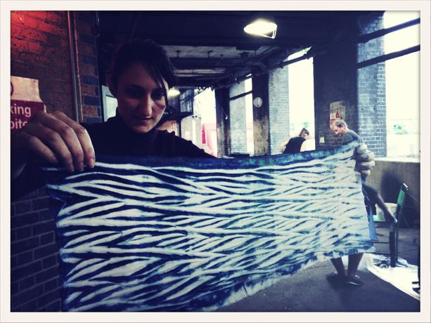 Drop-in Indigo Dye Workshop: Image 1