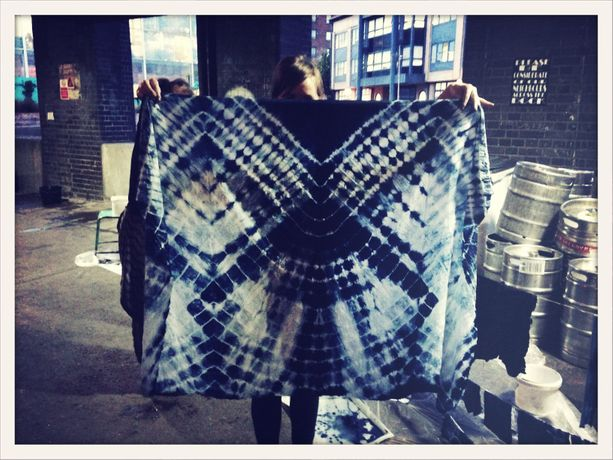 Drop-in Indigo Dye Workshop: Image 4