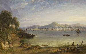 Dundee From the River 1790-1890