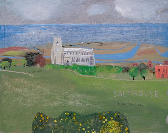 Salthouse by Elaine Pamphilon