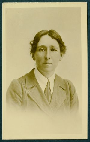 East End Suffragettes: the photographs of Norah Smyth.
