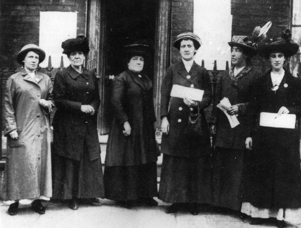 East End Suffragettes: the photographs of Norah Smyth: Image 0