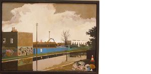 East London Landscapes: James Mackinnon