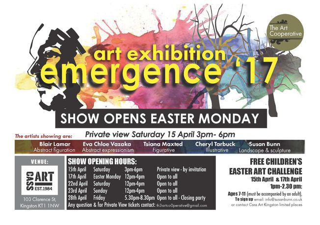 Emergence Art Exhibtion
