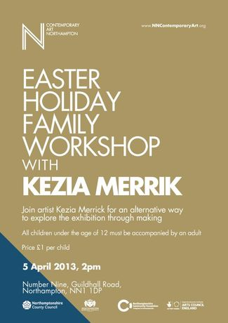 Easter Holiday Family Workshop: Image 0