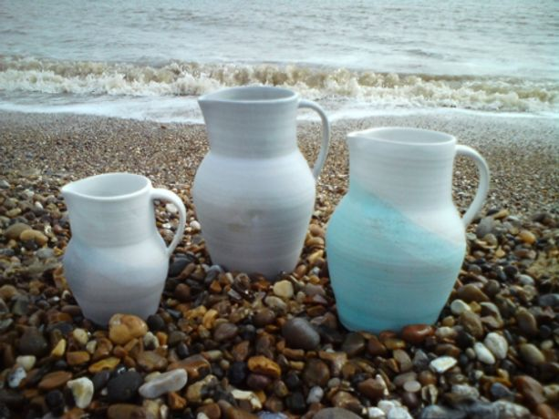 Eat, Drink, Be Happy — domestic pots from Suffolk: Image 0