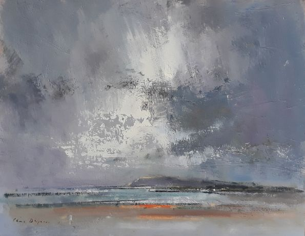 Chris Daynes - Approaching Storm, Camber